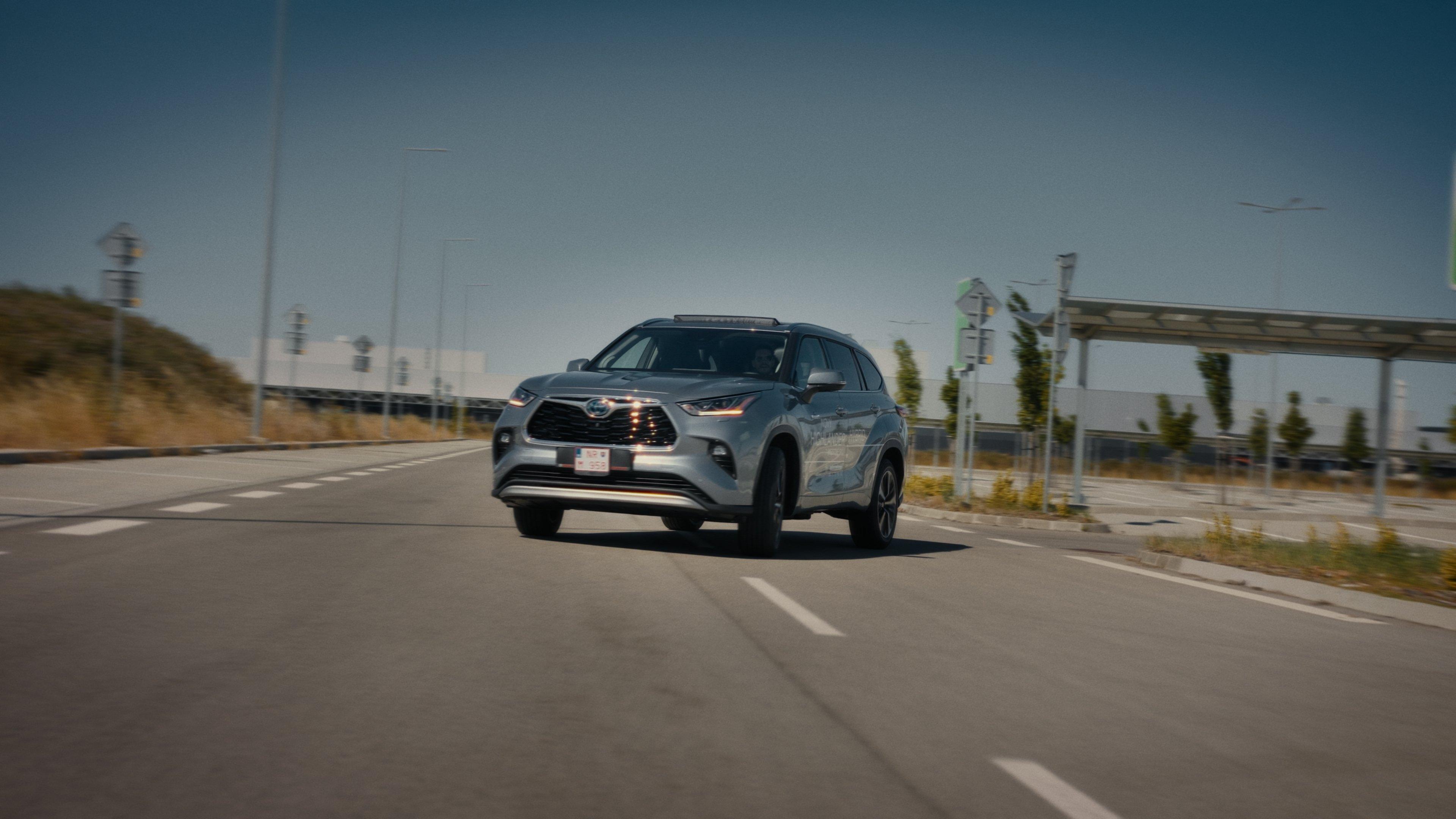 Toyota Hihlander Nitra